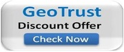 GeoTrust Platinum Authorized Partner offer GeoTrust QuickSSL Premium @ Discount Price