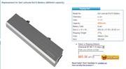 Dell Latitude E4310 Battery