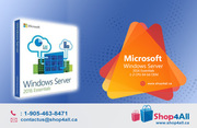 Windows Server 2016 Price in Canada