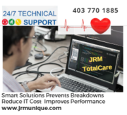 Computer Tech Support & IT Services in Calgary
