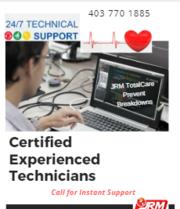 JRM Refurbished Computers Laptops Servers with Calgary Warranty